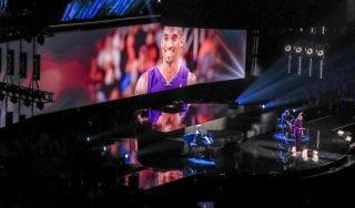 Basket, Nba: All Star Game nel segno di Kobe Bryant, l'omaggio è toccante