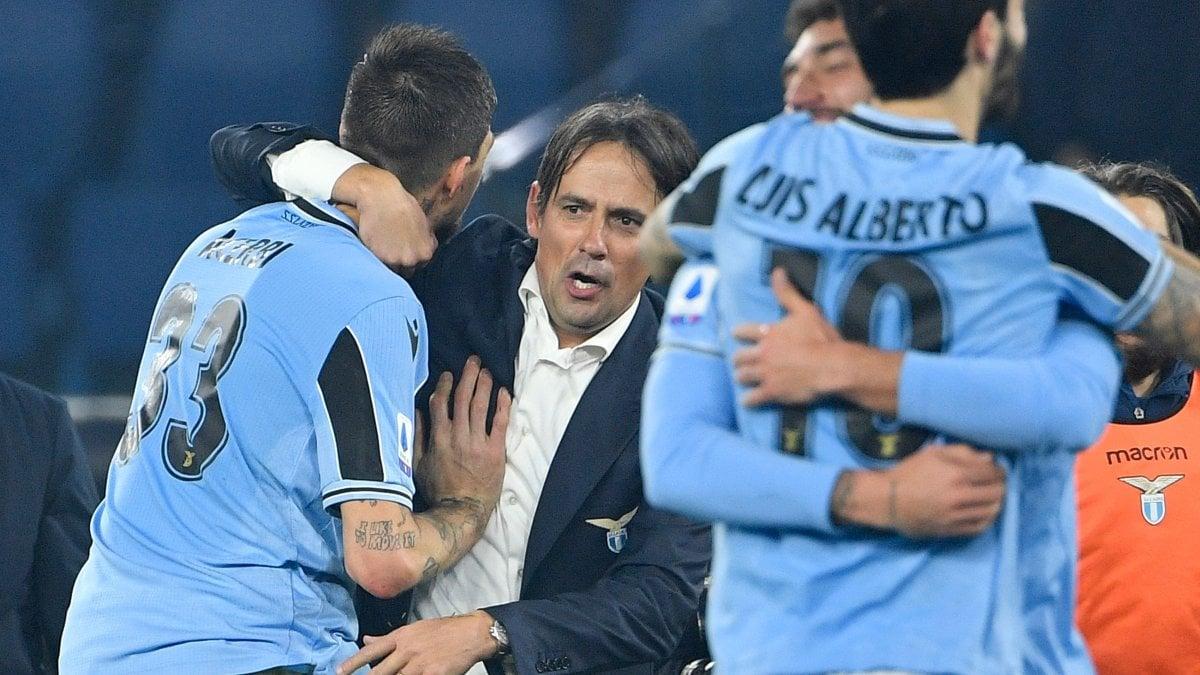 Lazio, dal leader difensivo Acerbi alla macchina da gol Immobile: ecco perché si può sognare lo scudetto