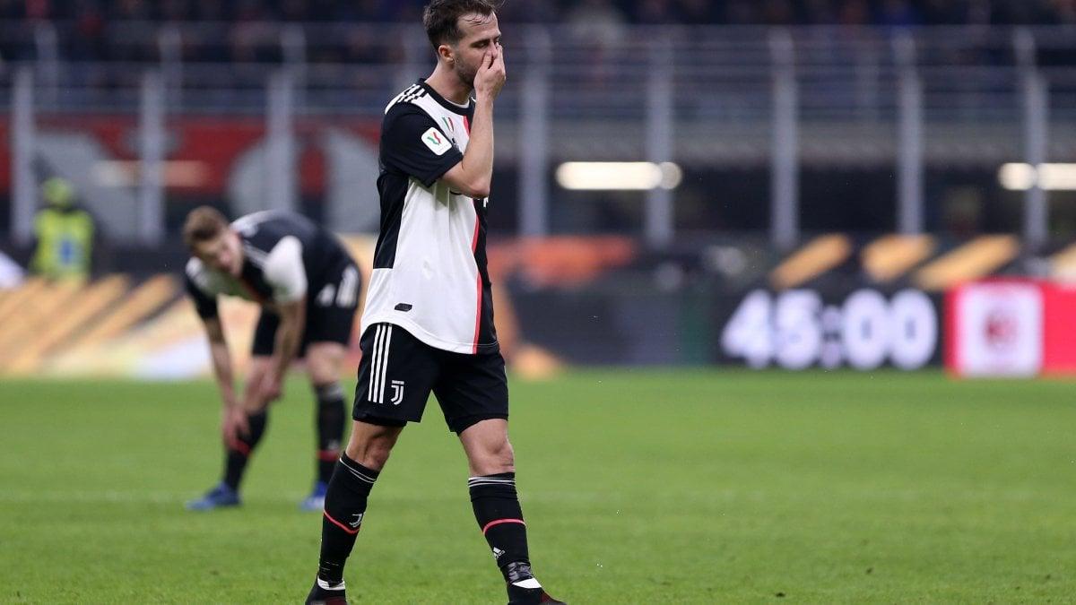Juventus, sospiro di sollievo per Pjanic: solo un lieve affaticamento