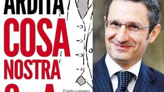 """""""Cosa Nostra S.p.A."""", dagli anni"""