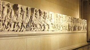 L'Europa mette sul piatto la restituzione dei marmi del Partenone. Ma Londra dice no