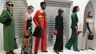 Sfilata di Gucci in diretta: in prima fila alla Milano Fashion Week