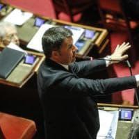 """Renzi a Conte: """"Fibrillazioni interne, ma è sbagliato dividersi sull'Europa"""". Il premier:..."""
