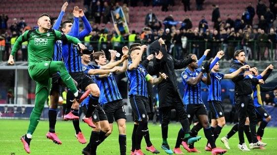 Champions, Atalanta-Valencia 4-1: show dei nerazzurri, i quarti sono più vicini