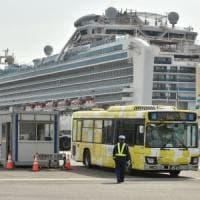 Coronavirus, morti due passeggeri della nave Diamond Princess. In Corea del Sud scoperto...