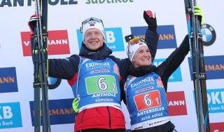 Biathlon, Mondiali: oro Norvegia nella staffetta mista singola, Italia nona
