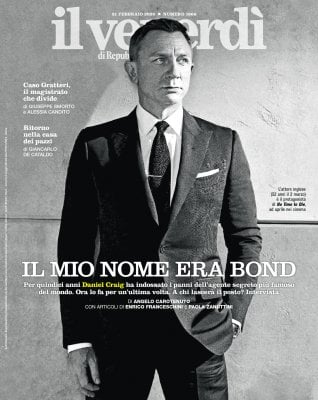 Craig: il mio nome era Bond, James Bond