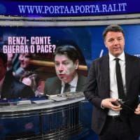 """Governo, Renzi: """"Se Conte respinge le nostre proposte, Italia Viva farà un passo indietro"""""""