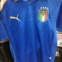 Euro 2020, ecco come sarà la maglia dell'Italia