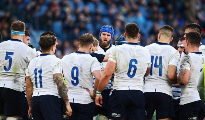 Rugby, Sei Nazioni: altra sconfitta per l'Italia, la Scozia vince all'Olimpico 17-0