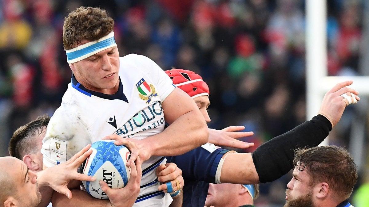 Rugby, Sei Nazioni: altra sconfitta per l'Italia, la Scozia vince all ...