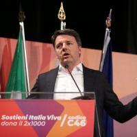 """Renzi: """"C'è il coronavirus, basta polemiche. Stringiamoci intorno alle istituzioni"""""""