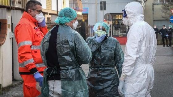 Image result for coronavirus milano foto la repubblica