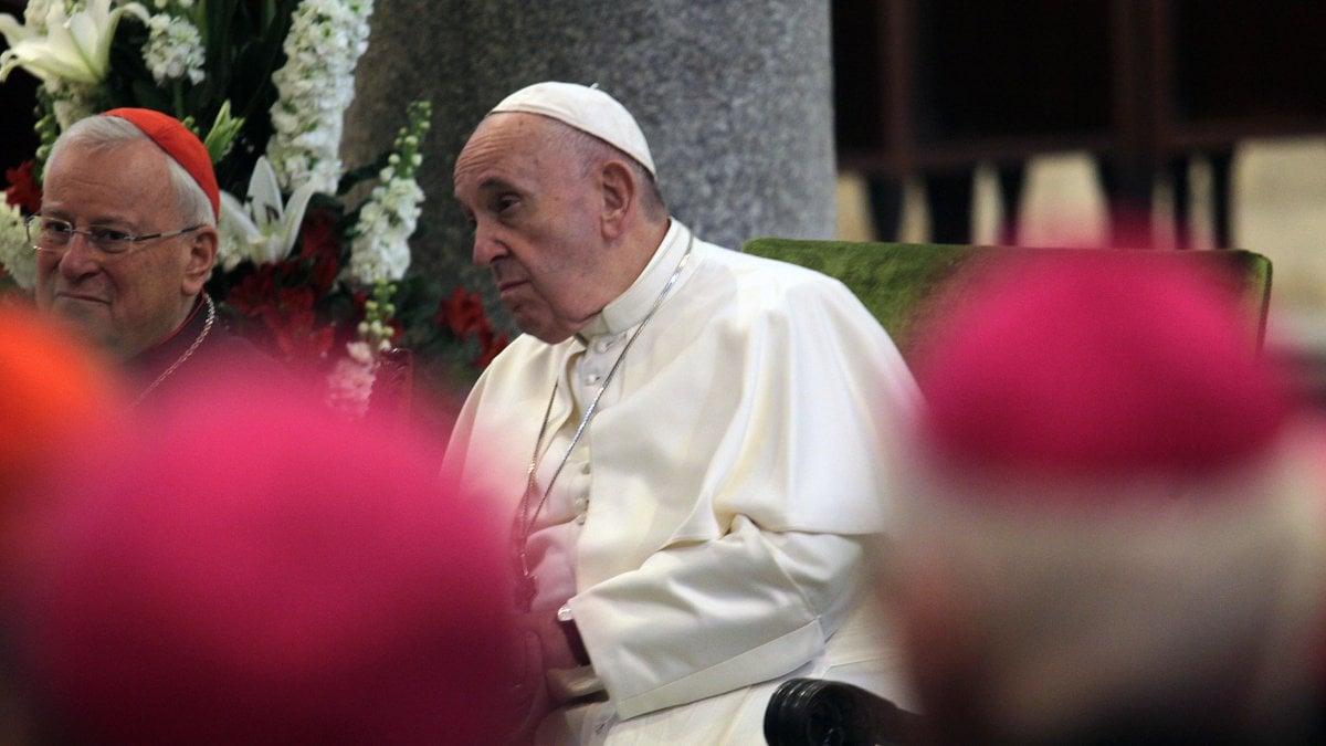 """Papa: """"Mi fanno paura i discorsi di alcuni leader populisti, seminavano odio già negli anni trenta del secolo scorso"""""""