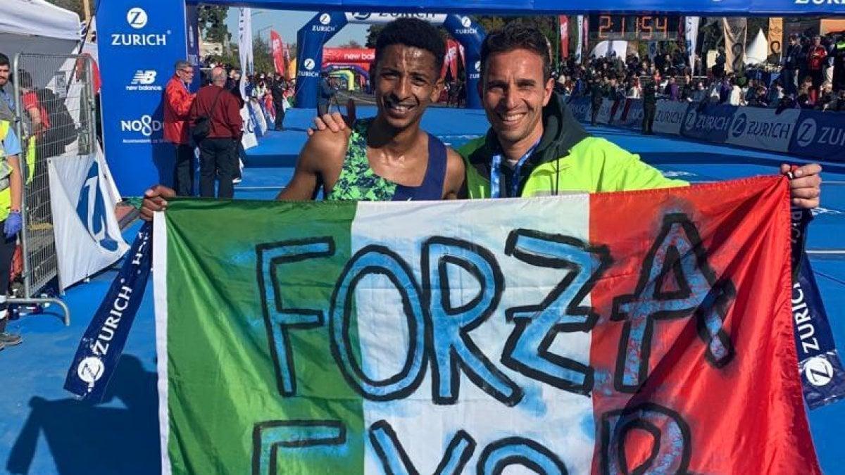 Maratona, Eyob Faniel cancella Baldini: cade il record italiano a Siviglia
