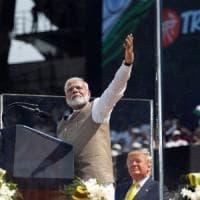 Donald e Melania in India: l'accoglienza regale di Modi e della folla