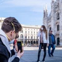 Coronavirus: Bar vuoti, turisti in fuga la corazzata, Milano paga il conto più caro