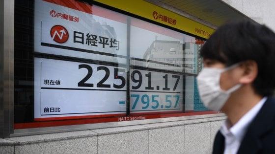 Borse nervose, tornano le vendite in Europa e a Wall Street. Milano chiude a -1,4%