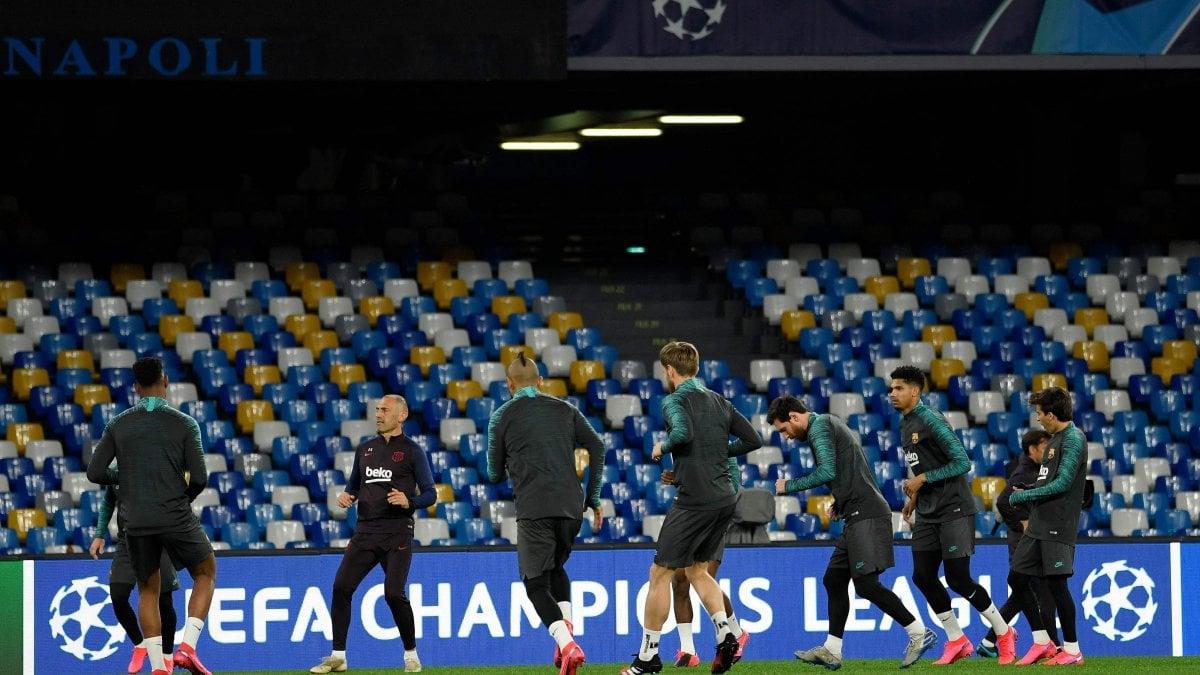 """Coronavirus, il vice presidente Uefa: """"Stop al calcio se la situazione precipita"""""""