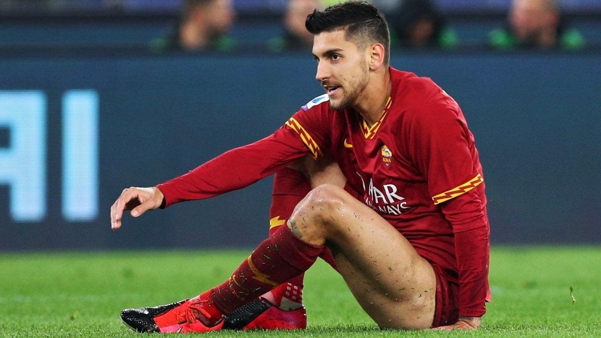 La Roma perde Pellegrini: lesione al flessore, salta Gent e Cagliari