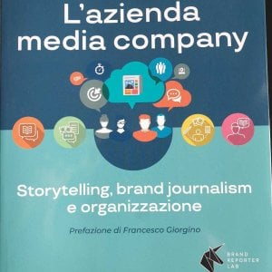 La necessità di essere una media company