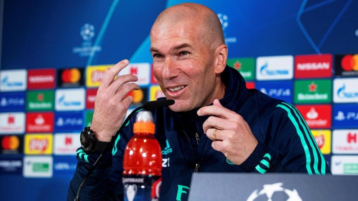 """Real Madrid, Zidane e Ramos in coro: """"Guardiola è il migliore''"""