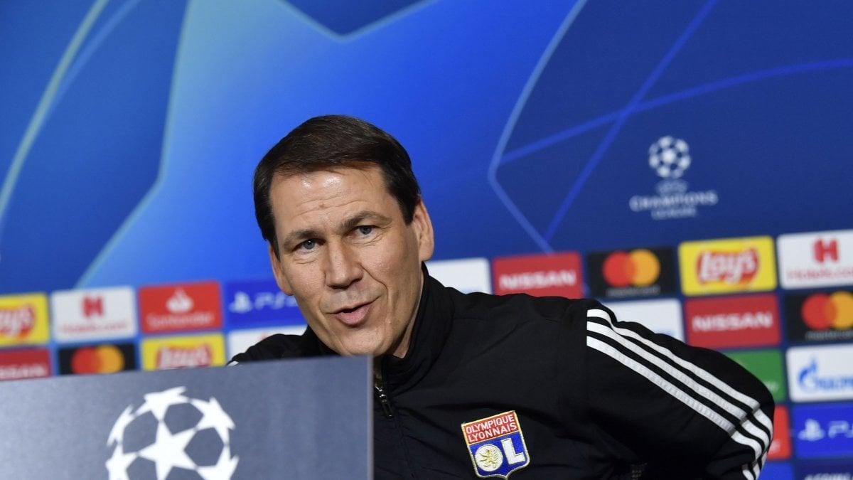 """Lione, Garcia: """"Juventus senza punti deboli, dovremo essere al top"""""""