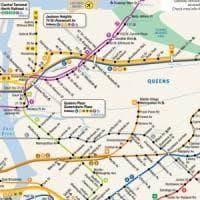 Metropolitana di New York, è morto il padre della mappa iconica: una delle più consultate...