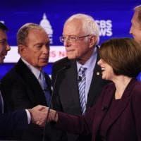 Usa 2020, per i democratici ultima sfida tv prima del Super Tuesday decisivo: tutti...
