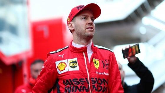 F1, allarme Ferrari; Binotto: