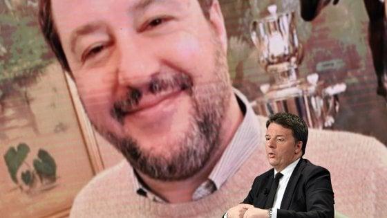 """Salvini apre al governo di unità: """"Via Conte e la Lega c'è per accompagnare il Paese al voto"""". E sale al Quirinale"""