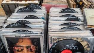 """I 200 negozi di dischi che resistono alla crisi: """"Salvati dal vinile"""""""