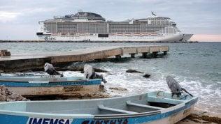 Msc Meraviglia, nessun caso positivo: Messico autorizza sbarco. Cina, contagi al minimo. British Airways cancella altri voli per l'Italia