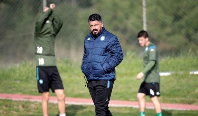 """Gattuso: """"Torino ci farà capire se siamo guariti"""""""
