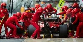 """La Ferrari non va, Binotto lancia l'allarme: """"Non siamo abbastanza veloci per vincere in Australia"""""""