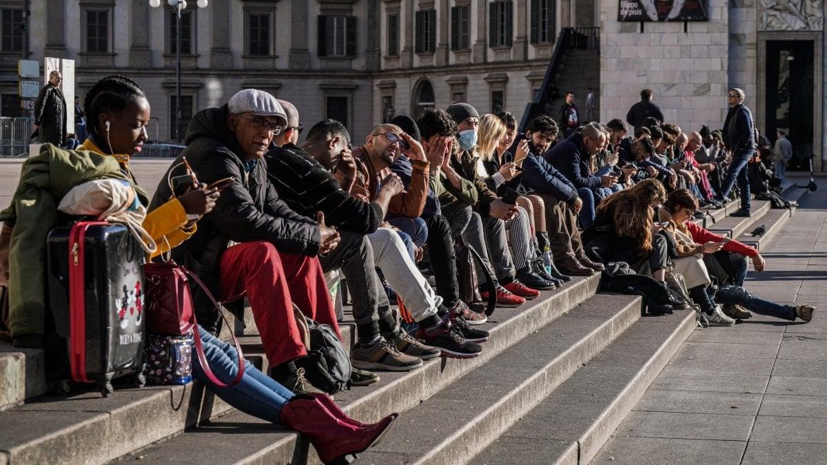 Milano ci prova. Il primo weekend ai tempi del coronavirus.