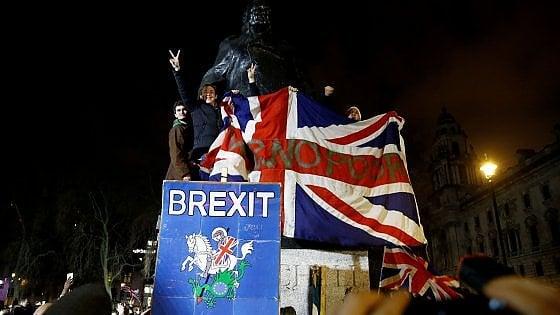 Brexit, il conto è salato: al Regno Unito è già costata 200 miliardi di sterline