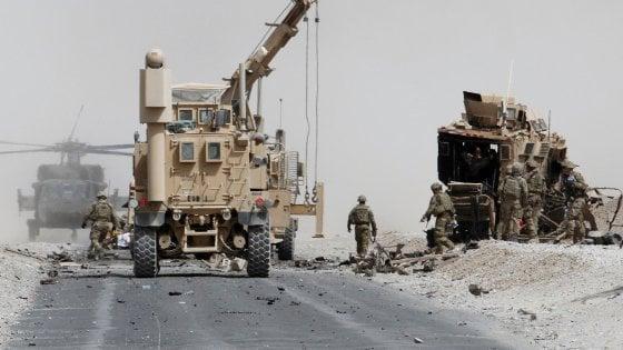 Usa contro Talebani, cronologia di una guerra lunga quasi vent'anni - la  Repubblica