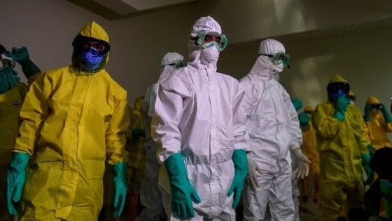 Coronavirus, superati i tremila morti nel mondo. In Cina si abbassa l'allerta: a Wuhan chiude uno degli ospedali di emergenza