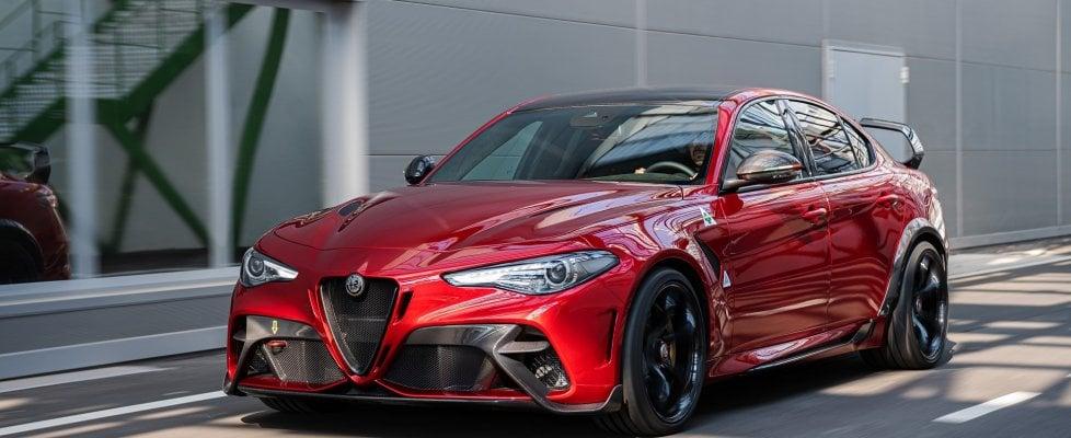 Alfa Romeo Giulia GTAm, a volte ritornano