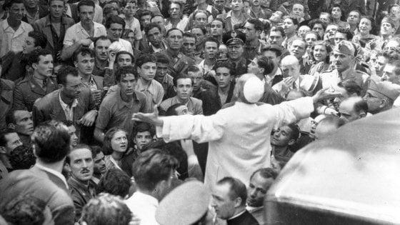 """Pio XII, il rabbino di Roma: """"Non ci fu volontà di fermare il treno del 16 ottobre"""""""