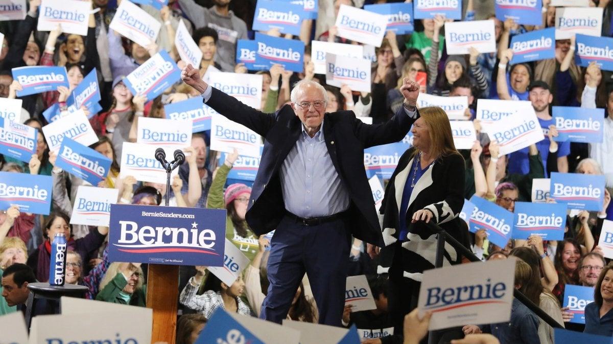 """Primarie Usa riaperte dal Super Tuesday. Bernie Sanders: """"Vinceremo e batteremo Trump"""""""