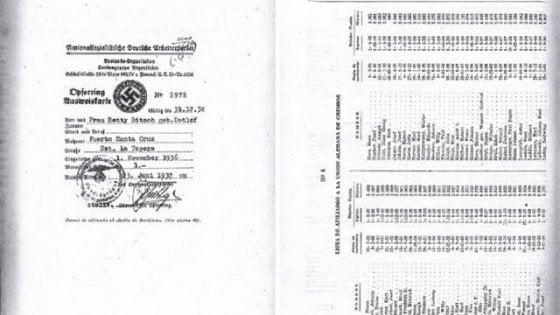 Argentina, trova lista di 12mila nazisti tra le carte di una banca in disuso: dentro, il tesoro sottratto a milioni di ebrei