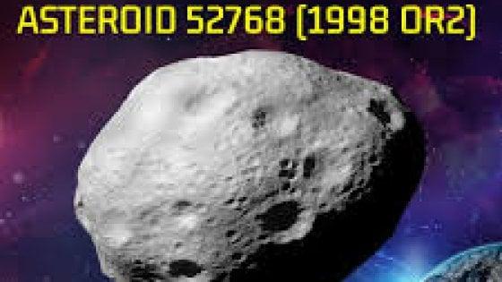 """La Nasa: un asteroide grande come l'Everest """"sfiorerà"""" la Terra il 29 aprile"""