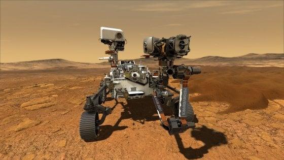 Perseverance, il nuovo rover della Nasa per Marte. Il nome scelto da un ragazzino