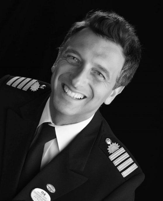 Coronavirus, Mattarella nomina commendatore il capitano Gennaro Arma della Diamond Princess
