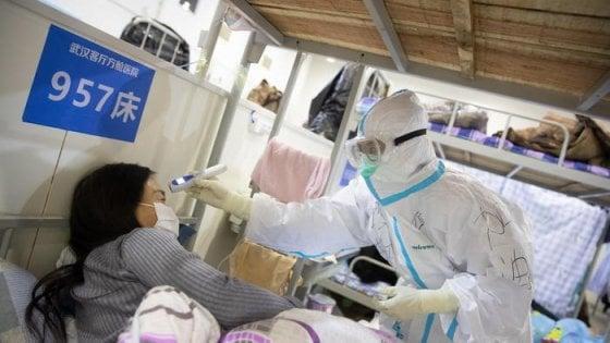 Coronavirus, a Wuhan c'è un reparto ospedaliero interamente gestito dai  robot - la Repubblica