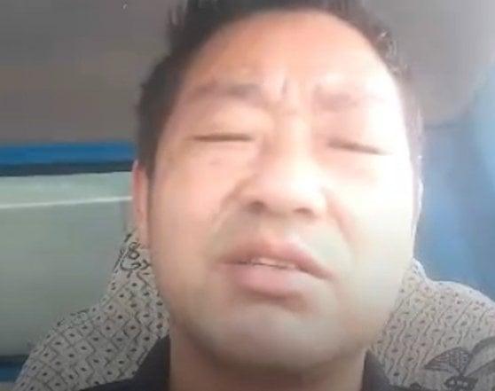 Coronavirus, un mes en el área de servicio: el camionero de Wuhan que nadie quiere