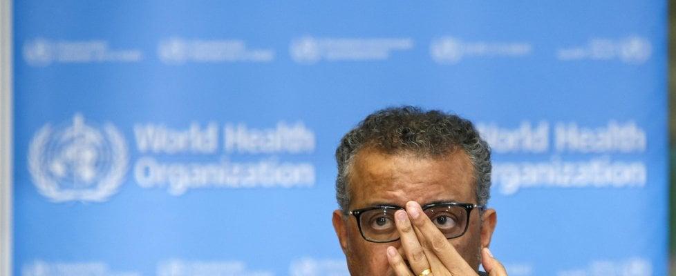 """L'Organizzazione mondiale della sanità: """"Il Coronavirus è una pandemia"""""""