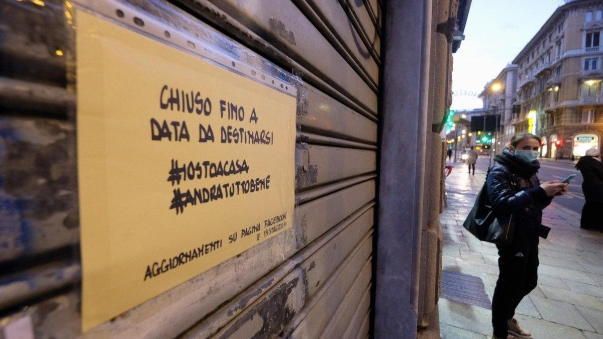 Negozi Per La Casa Milano coronavirus, quali negozi sono aperti e quali restano chiusi